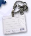 GLOBE GN706P 105X70mm 橫身軟膠證件牌(附掛繩)