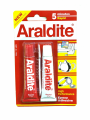 Araldite 5分鐘混合膠(紅咭) 17mlX2