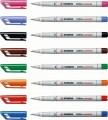 STABILO OHPen 851 0.4mm S 水溶性投影筆