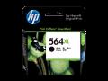 HP 564XL 高容量原廠墨盒