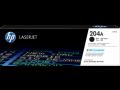HP 204A 原廠 LaserJet 碳粉盒