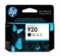 HP 920 黑色原廠墨盒(CD971AA)