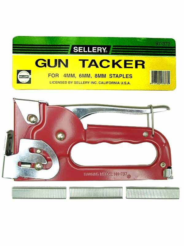 SELLERY 97-373 Staple Gun Tacker