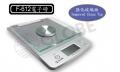 GLOBE F612 强化玻璃平台電子磅 5KG x 1g