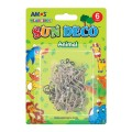 AMOS SCS6-AN 細牌6個裝(動物)