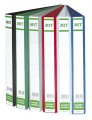 MIT 8240 A4 4孔三面插頁文件夾(25MM)