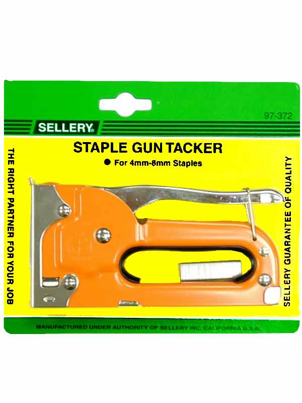 SELLERY 97-372 Staple Gun Tacker