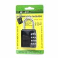 SELLERY 22-339 四位可調號碼鎖(40mm)