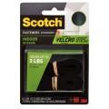 3M Scotch® 4711 魔術貼(室內用) - 黑色