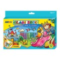 AMOS GD10P12R 盒裝玻璃彩套裝(12支裝)