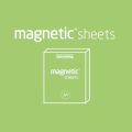 Magnetic sheets -  A4 size(210x297mm)