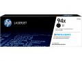 HP 94X 高容量黑色原廠 LaserJet 碳粉盒(CF294X)