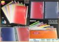 Kidario KH1162A 11孔橫身文件袋(6色可供選擇)