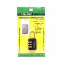 SELLERY 22-313 三位可調號碼鎖(22mm)