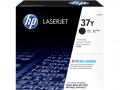 HP 37Y 超高容量黑色原廠 LaserJet 碳粉盒(CF237Y)