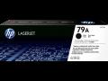 HP 79A 黑色原廠 LaserJet 碳粉盒(CF279A)