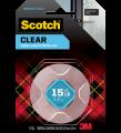 3M Scotc® 410S 強力雙面透明膠帶(1