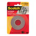 3M Scotch® 411 戶外強力雙面膠貼(1
