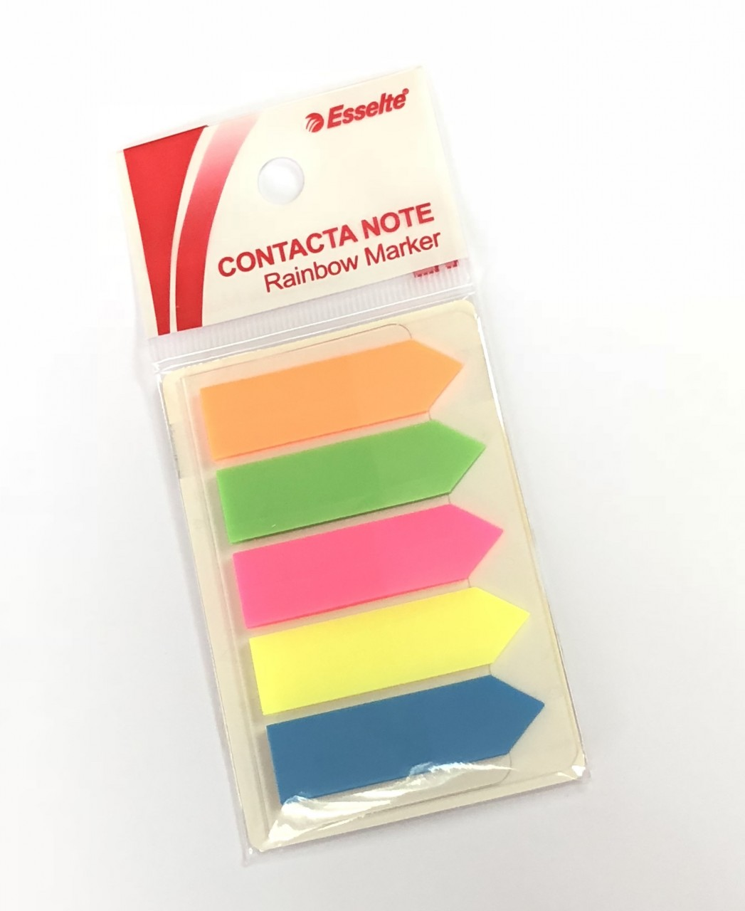 ESSELTE 84001 Rainbow Marker <5 Colors> - WAH CHIT