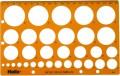 HELIX H67 圈板尺(圓形)