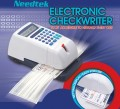 Needtek EC-55 Multi-currency 12位計數視窗電子支票機(HK$/US$/EUR/JPY)