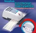 Needtek EC-55 Multi-currency 12位計數視窗電子支票機(HK$/US$/EUR/JPY)