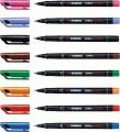 STABILO OHPen 842 0.7mm F 油性投影筆