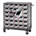 樹德 SHUTER NHD-530 耐重型抽零件櫃(有轆)