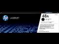 HP 48A 黑色原廠 LaserJet 碳粉盒 (CF248A)