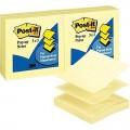 3M 報事貼 R330 抽取式便條紙(黃色)