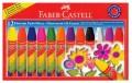Faber-Castell 125011 12色螢光色系油粉彩