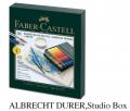 FABER 117572 專業級72色水溶木顏色(珍藏木盒套裝)