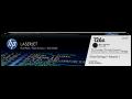 HP 126A 黑色原廠 LaserJet 碳粉盒 孖裝(CE310AD)