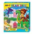 AMOS GD22P10R 盒裝玻璃彩套裝(10支裝)