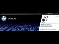 HP 32A 原廠 LaserJet 成像感光鼓 (CF232A)