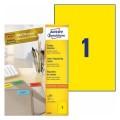 德國詩藝寶 ZWECKFORM 多用途A4標籤紙(彩色) 100張裝