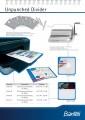 BANTEX 16150-07 A4 10級咭紙索引分類頁(5套/包)-釘裝用