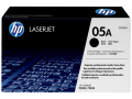 HP 05A 黑色原廠 LaserJet 碳粉盒 (CE505A)
