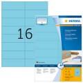 HERMA 多用途A4標籤紙(彩色) 100張裝
