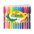 AMOS CST12 12色膠盒<水溶>蠟筆(直徑6mm)