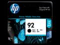 HP 92 黑色原廠墨盒 (C9362WA)