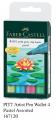 FABER 167120 PITT 美術畫筆(4支套裝) Pastel