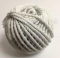 4安士(大)白色棉繩球