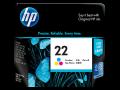 HP 22 三色原廠墨盒 (C9352AA)