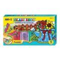 AMOS GD22PW6 盒裝玻璃彩套裝(6支裝)