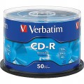 Verbatim CD-R 700MB 50Pk Spindle 52x - 94691