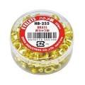 日本 OPEN HB-255 雞眼 (250粒/盒) 銅製