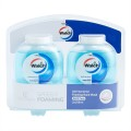 威露士 - 泡沫自動洗手液機專用補充<孖裝> 350mL x 2