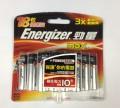 勁量 Energizer® MAX® AA 鹼性電池(18粒)特惠裝