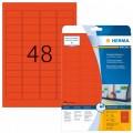 HERMA 多用途A4標籤紙(彩色) 20張裝